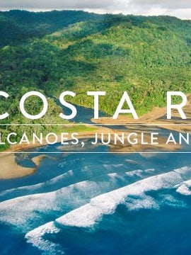 Costa Rica volcanoes, jungle and culture...by Horizontes