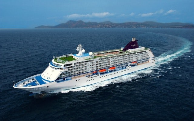 Canadian Dollars at Par with Regent Cruises Until March 31