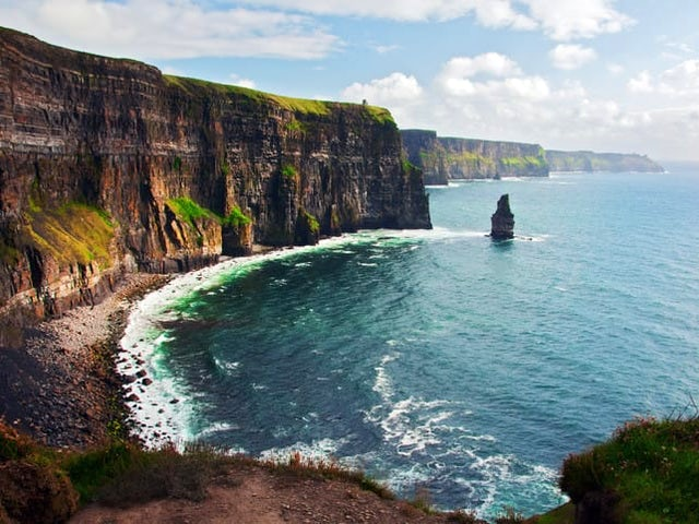 YOU DON'T HAVE TO BE IRISH TO ENJOY IRELAND