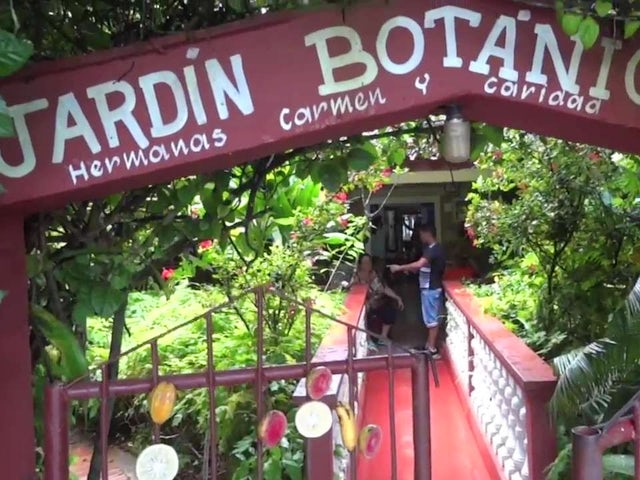 La Caridad Botanical Garden