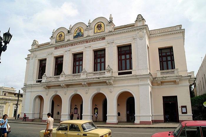 Thomas Terry Theater