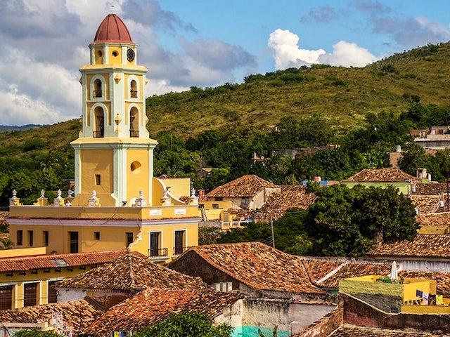 San Francisco de Asis Convent Trinidad