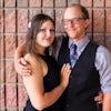 Jessica Baziuk & Cameron Opdendries