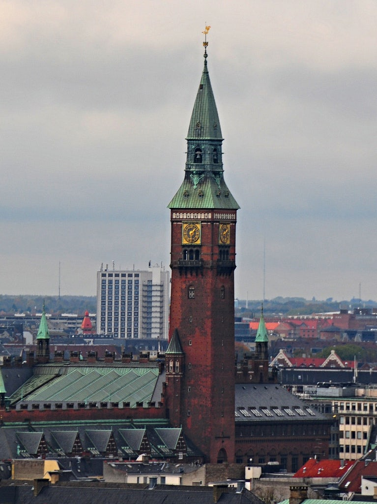 Copenhagen City Hall