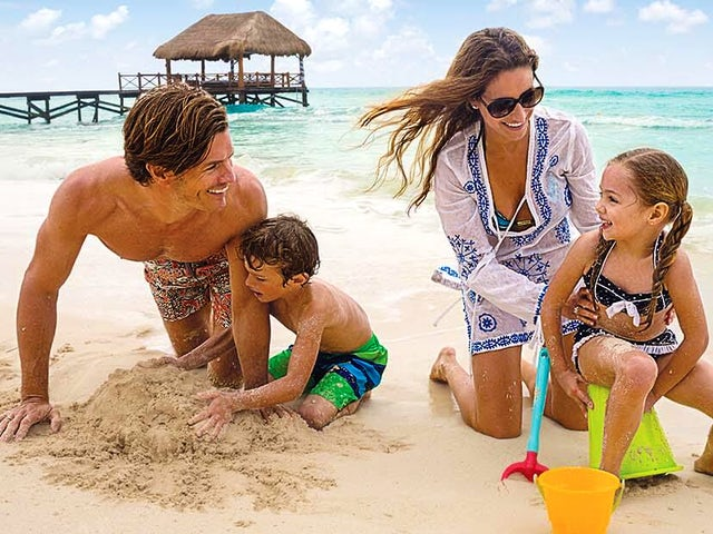 Travel Impressions - Receive EXCLUSIVE access to Kids Concierge at Azul Beach Resorts in Mexico!