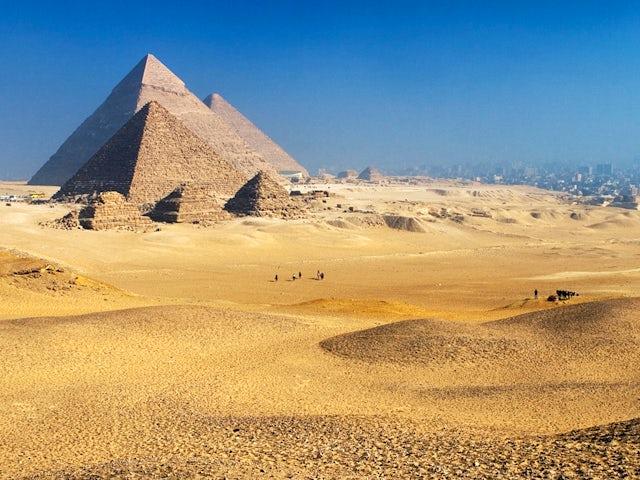 Pyramids, Pharaohs & Paradise from $1,600 from Central Holidays!