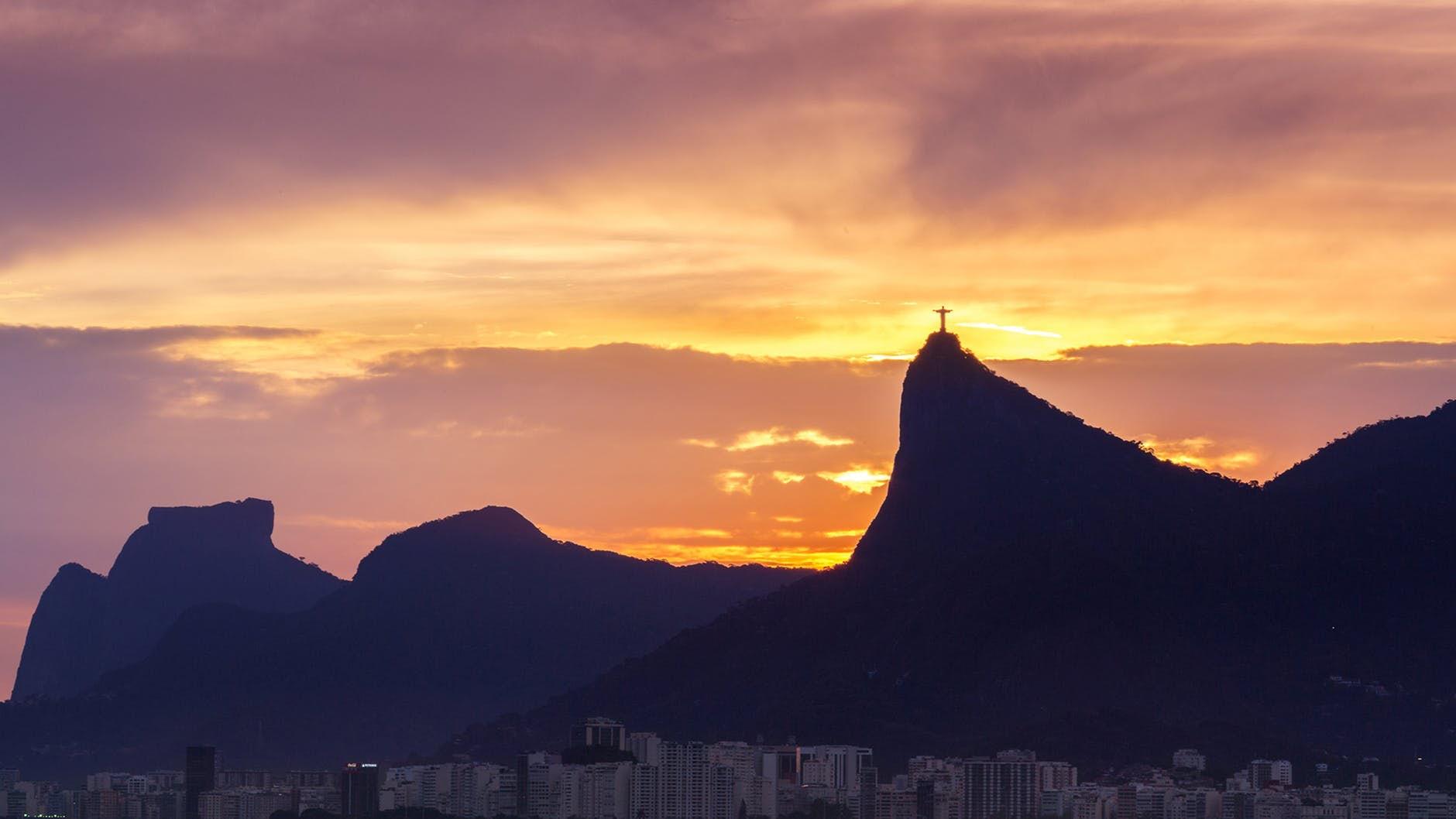 Enjoy your vacation in Rio!