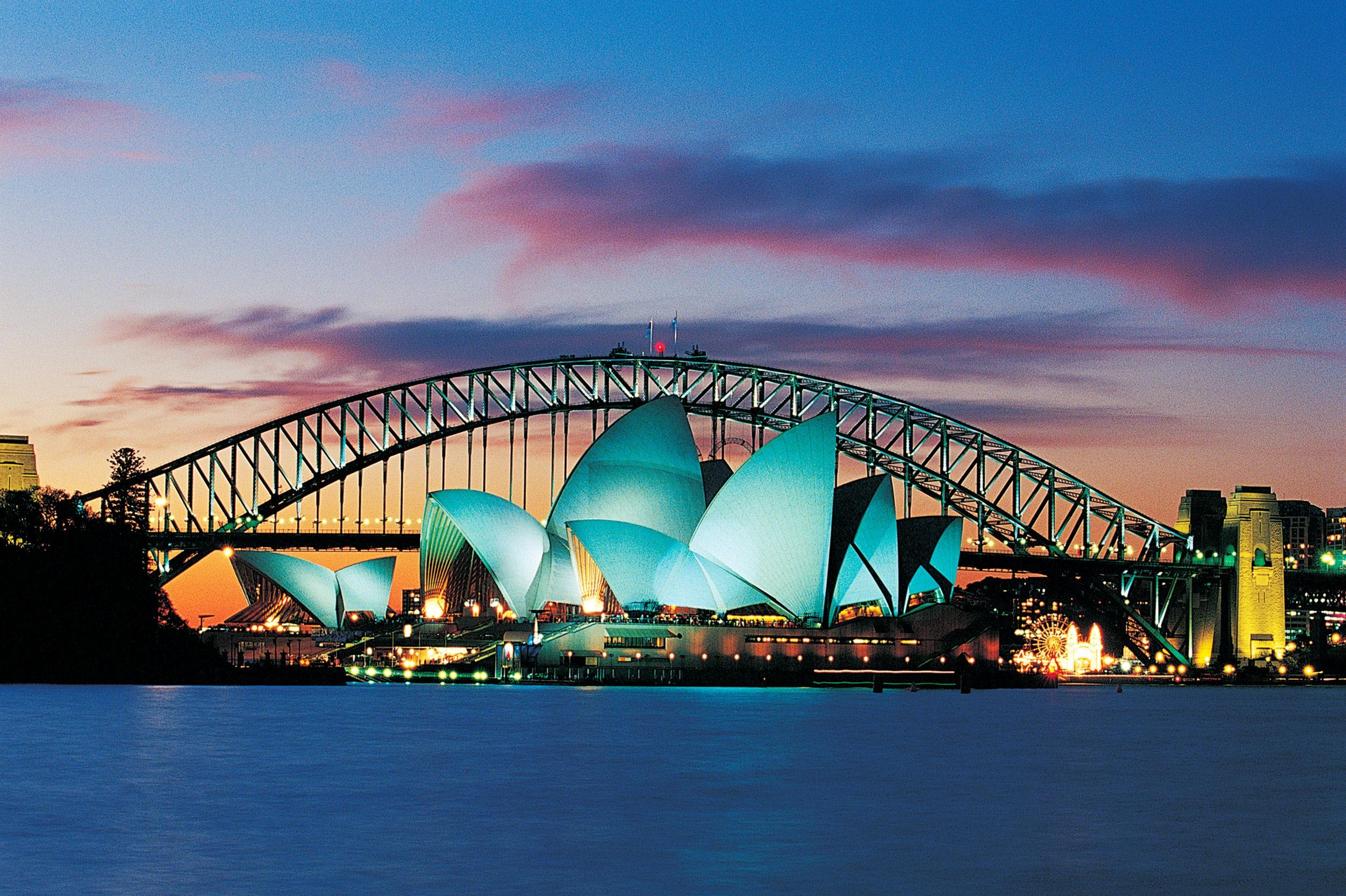 Australia and New Zealand Cruise 2018