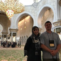 Memories of Dubai —The Grand Mosque in Dubai