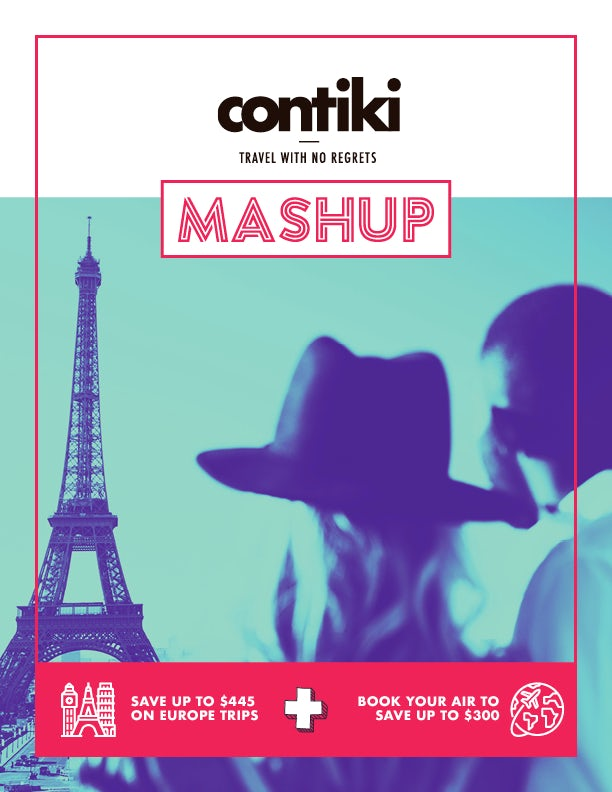 It's Time for a Contiki Mashup
