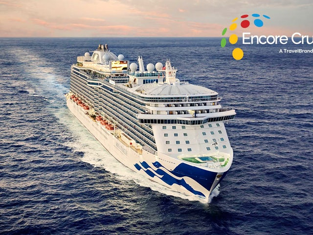Comeback New Sale with Princess & Encore Cruises