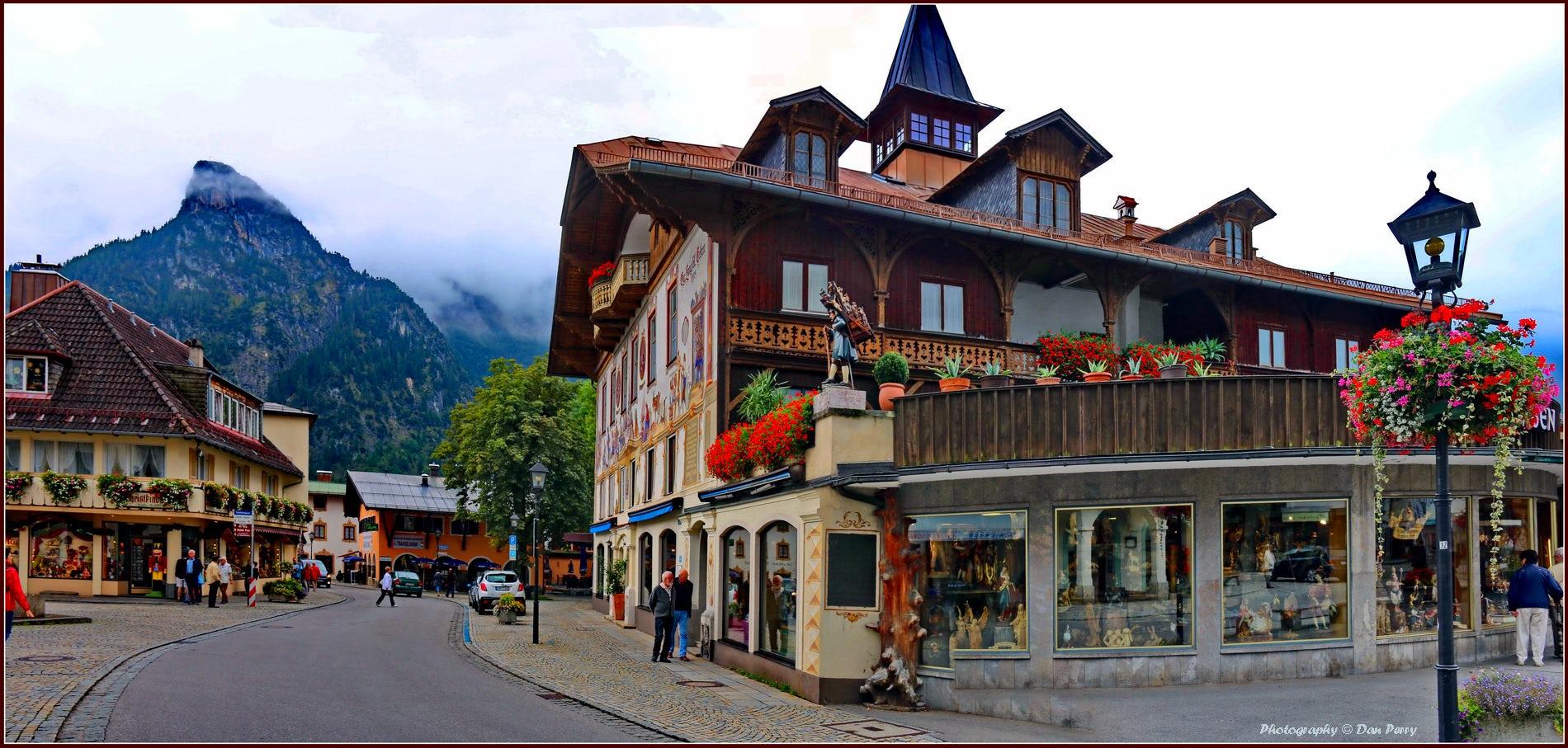 Oberammergau 2020 – 14 Days