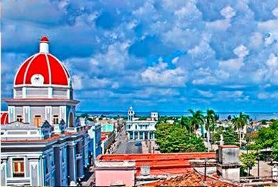 HAVANA CITY-CIENFUEGOS-TRINIDAD