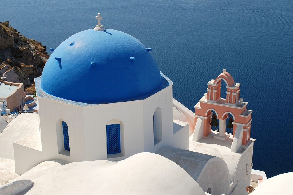 Carlos & Bonnie On a 7-Night Greek Isles Cruise