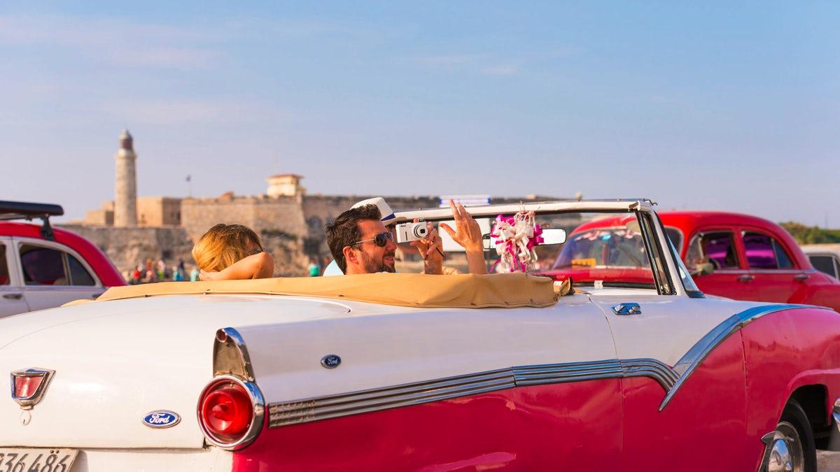Vintage Cars Ride (Morning Tour)