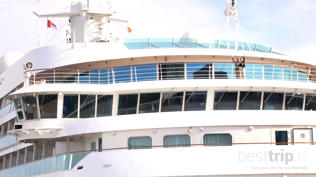 Start 2020 Off Right - Take a World Cruise!