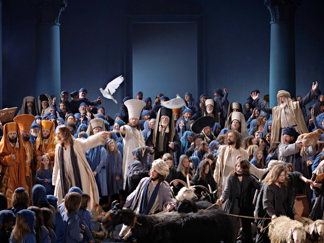 Austrian Delight with Oberammegau Passion Play