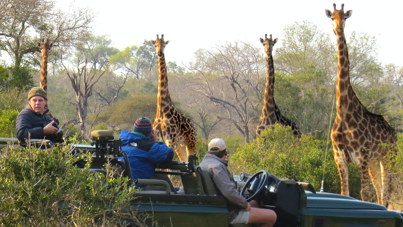 The Best of South Africa and Victoria Falls
