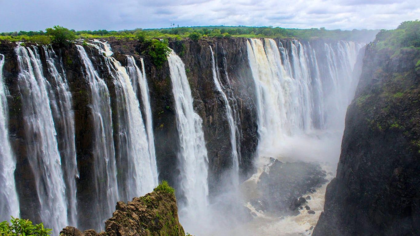 Victoria Falls (B)