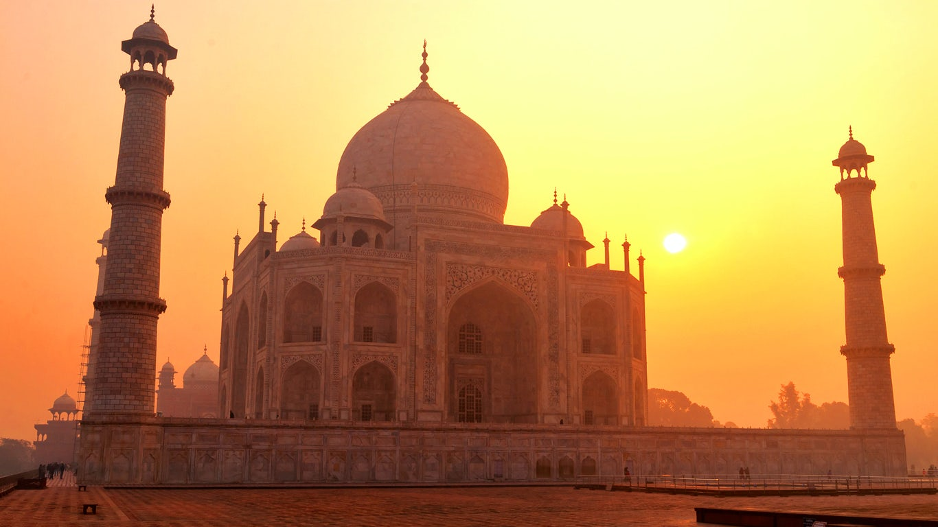 India, In the Shadow of Love