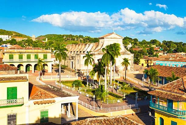 HAVANA CITY - TRINIDAD DE CUBA