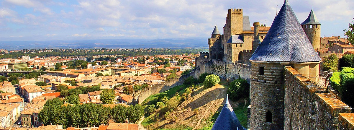 Journey through Southern France