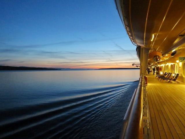 Small Ship and River Cruising