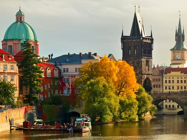 Discover Prague, Vienna and Budapest with Gateways