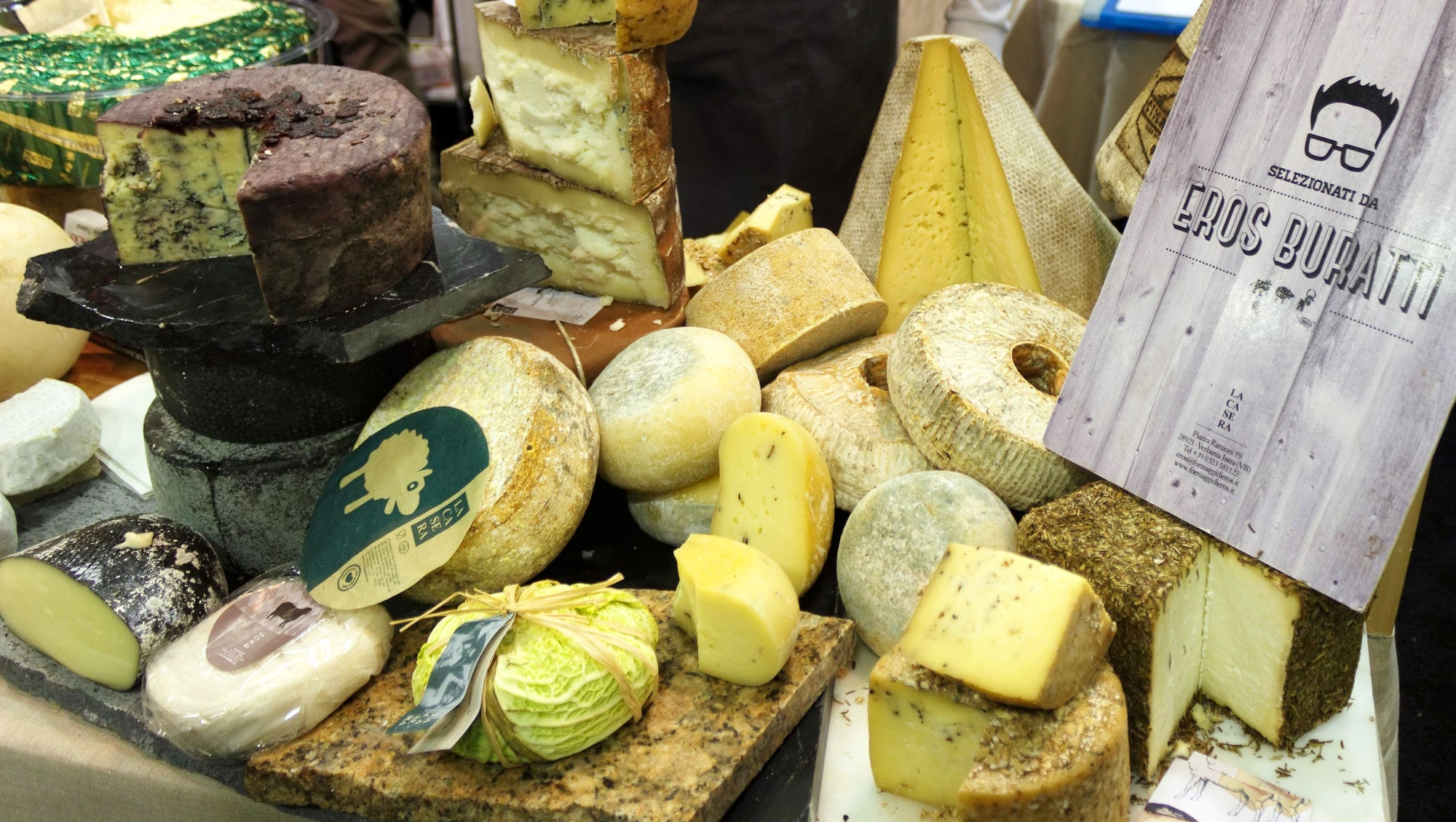 Cheese Festival Tour