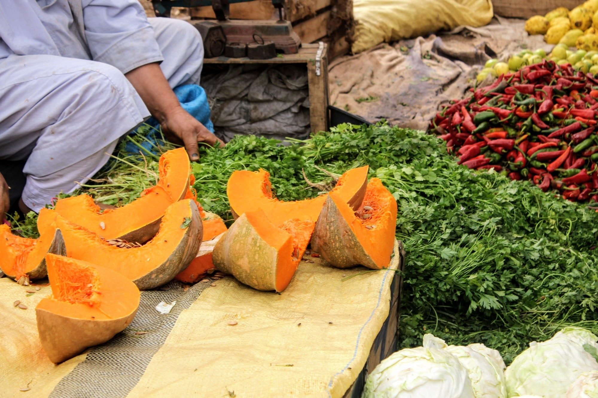 MOROCCO SPICES AND SOUKS CULINARY JOURNEY-SMALL GROUPS OF 8-12
