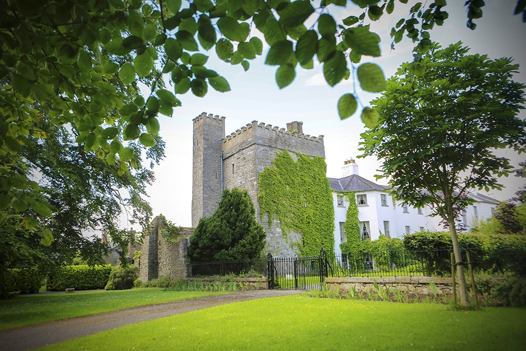 Suite Life: Barberstown Castle, Ireland