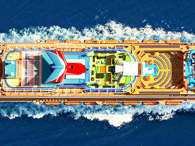 Arielle & Kyseam's Cruise
