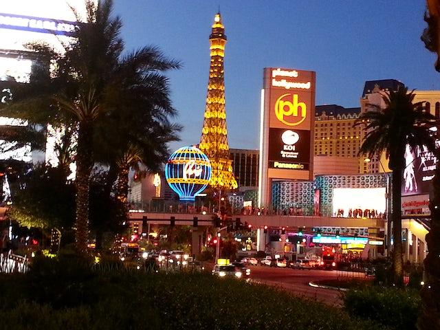 Vegas In June!