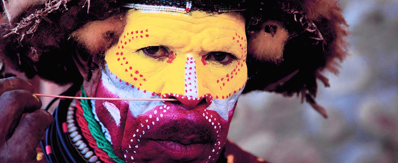 Papua New Guinea & the Mount Hagen Sing Sing Festival