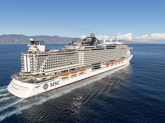 Elegant and Glamorous – MSC Delivers a Stunning Ship: MSC Seaside