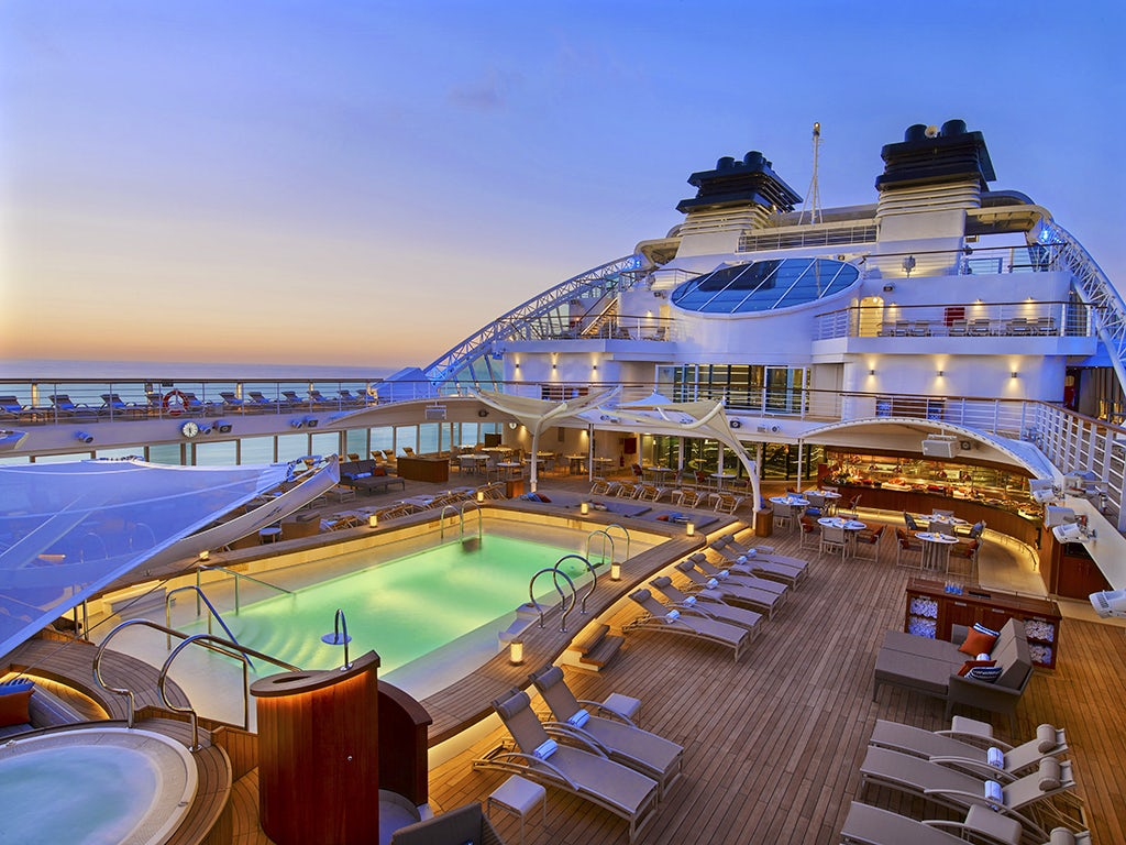 Welcoming the Fabulous Seabourn Ovation