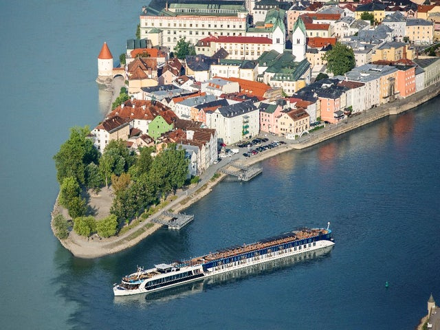 Captivating Rhine Cruise