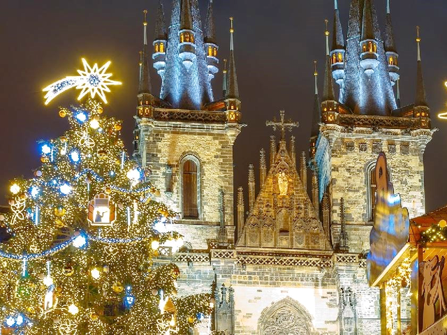 Enchanting Christmas Markets