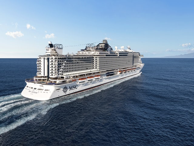 MSC Cruises - SPECIAL 2 FOR 1 Cirque Du Soliel!