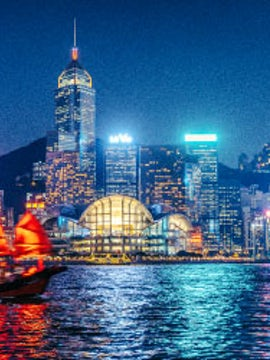 Royal Scenic: Hong Kong & Taiwan Night Experiences