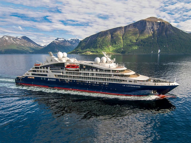 Ponant's Quintessential Collection Departures
