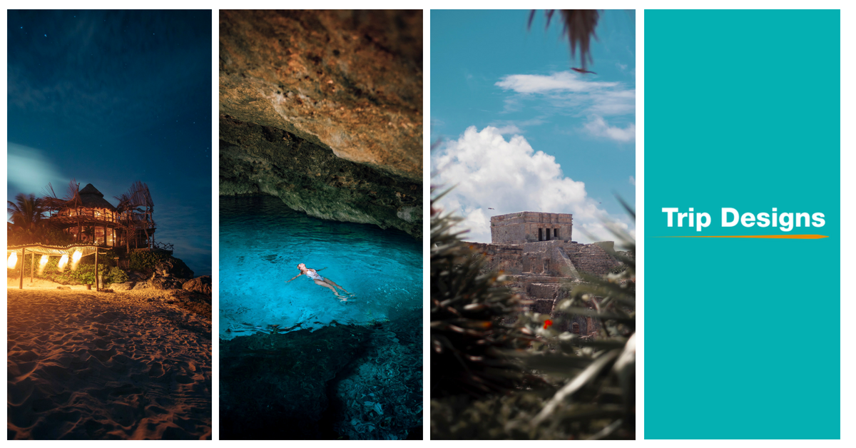 Culture or Beach Vacation? With Tulum You Don't Have to Choose