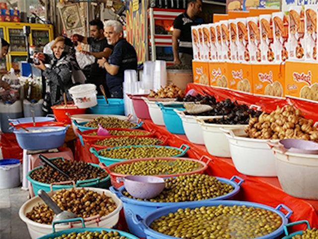IRAN WITH VANORA