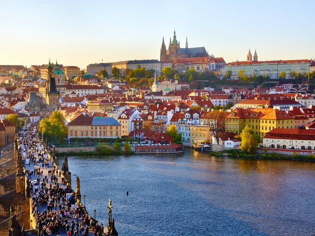 LIMITED TIME OFFER: Vienna, Prague, Budapest