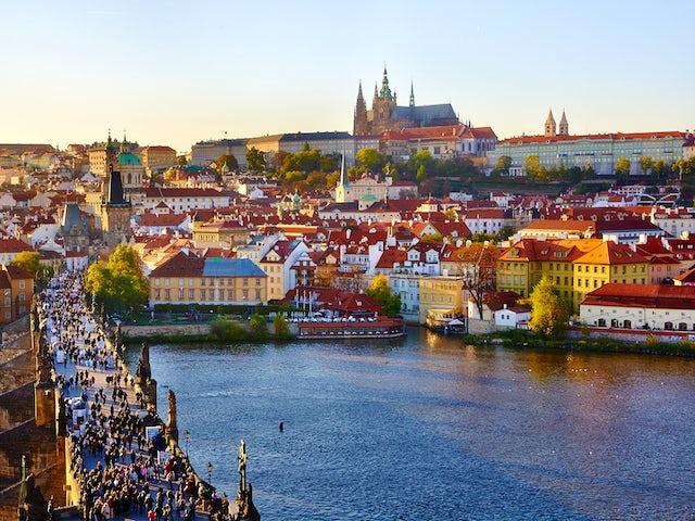 LIMITED TIME OFFER: Vienna, Prague, Budapest