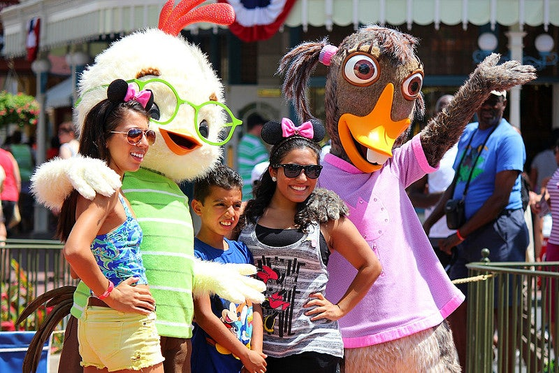 25% OFF Walt Disney World Resort Theme Park tickets!