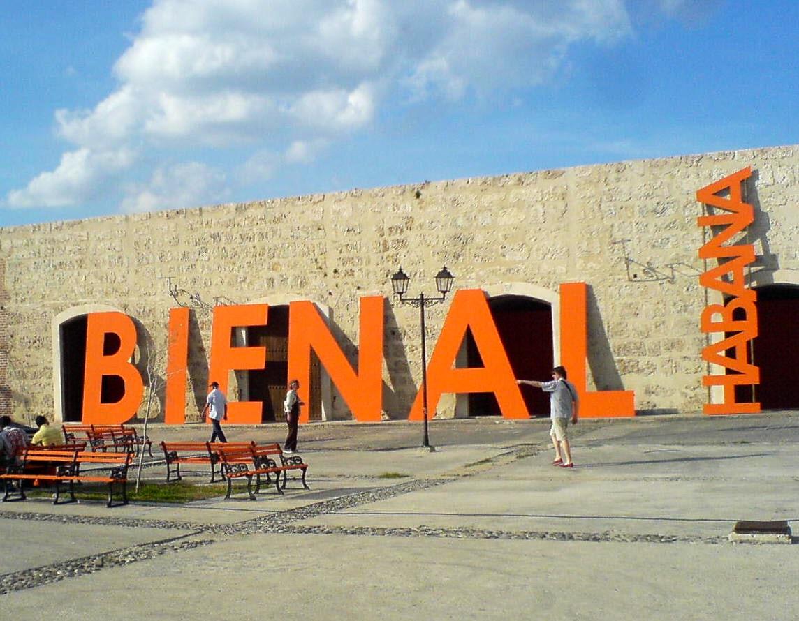 THE 13 BIENAL OF HAVANA