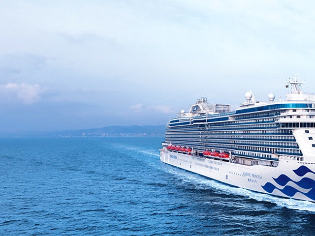 3 FOR FREE with Princess Cruises