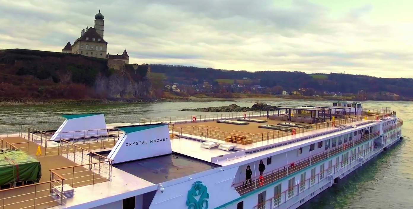 2019 Luxury Danube River Cruise