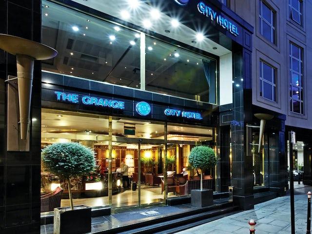 Grange Hotel in London offers Shabbat kosher package